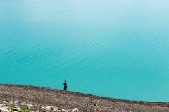Lago sin fin Fotografía de archivo