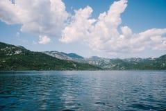 Lago Skadar nel Montenegro Immagine Stock Libera da Diritti