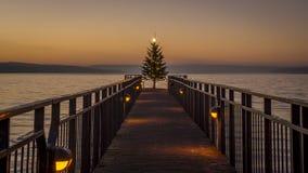 Lago Skaneateles Fotografia de Stock Royalty Free