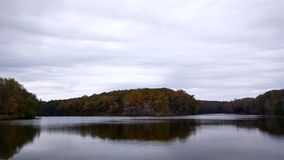 Lago Skovorodinovka Fotografie Stock