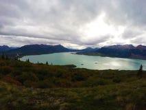 Lago Skylak fotografia de stock
