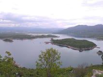 Lago Slano Fotografia Stock