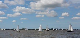 Lago Sneek Imagen de archivo