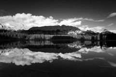 Lago Spillway immagine stock