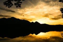 Lago Starnberger Imagens de Stock