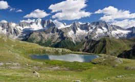 Lago Strino Fotografia Stock
