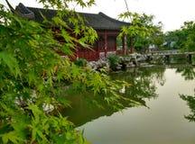 Lago sul província em jiaxing, zhejiang, China, em 2015 Fotografia de Stock