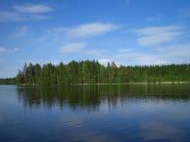 Lago summer Imagens de Stock Royalty Free