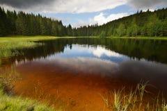 Lago summer Immagini Stock