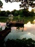 Lago summer Imagem de Stock Royalty Free