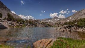 Lago summer de Sierra metrajes