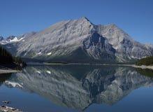 Lago superior Kananaskis Fotografia de Stock