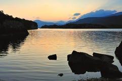 Lago superiore Fotografie Stock Libere da Diritti