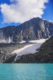 Lago superiore Akchan Montagna Altai fotografia stock