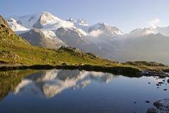 Lago Susten Imagen de archivo