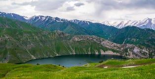 Lago Susyngen Imágenes de archivo libres de regalías