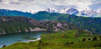 Lago Susyngen Foto de archivo libre de regalías