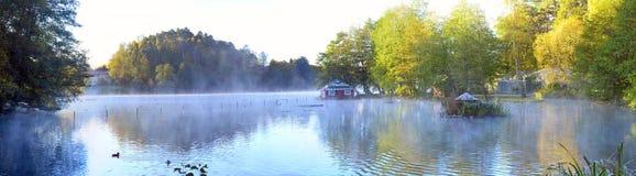 Lago in svezia Fotografia Stock Libera da Diritti