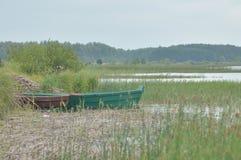 Lago Switaz Acqua pulita e chiara Immagine Stock Libera da Diritti