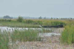 Lago Switaz Acqua pulita e chiara Fotografia Stock