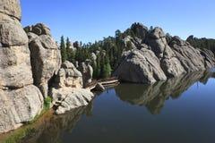 Lago Sylvan Fotos de archivo libres de regalías