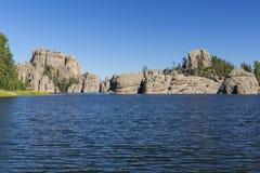 Lago Sylvan fotografie stock