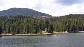 Lago Synevir Fotografia Stock