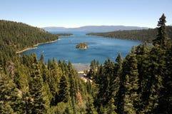 Lago Tahoe fotografie stock