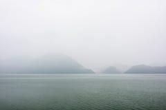 Lago Taiping por la mañana Imagen de archivo