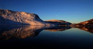 Lago Talt Fotografía de archivo libre de regalías