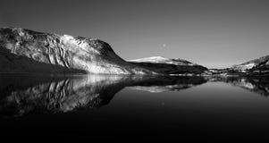 Lago Talt Imagen de archivo