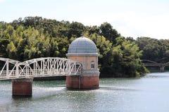Lago Tama Immagini Stock Libere da Diritti
