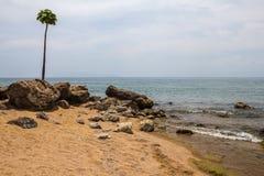Lago tanganyika em burundi Imagem de Stock