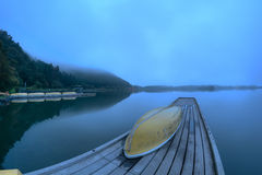 Lago Tanukiko Foto de Stock Royalty Free