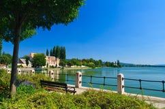 Lago in Tata fotografie stock libere da diritti