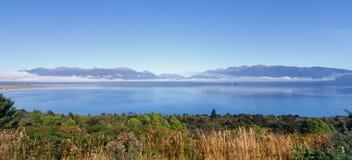 Lago Te Anau Imagens de Stock
