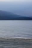 Lago Te Anau 3 Foto de archivo libre de regalías