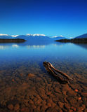 Lago Te Anau, Nueva Zelanda Fotos de archivo