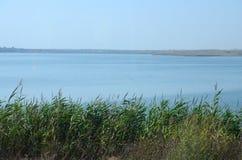 Lago Techirghiol Fotos de archivo libres de regalías