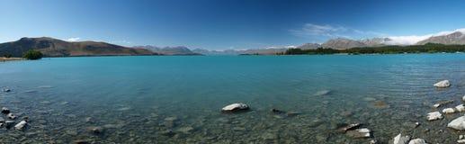 Lago Tekapo Fotos de Stock