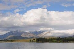 Lago Tekapo Fotografie Stock Libere da Diritti