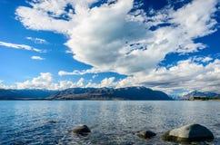 Lago Tekapo Immagine Stock