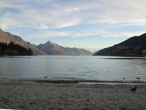 Lago Tekapo Foto de Stock Royalty Free