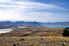 Lago Tekapo Foto de Stock