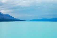 Lago Tekapo - isla del sur Fotografía de archivo