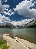 Lago Tenaya Imagem de Stock Royalty Free