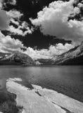 Lago Tenaya Immagine Stock Libera da Diritti