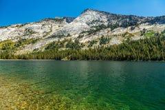 Lago Tenaya Fotografía de archivo libre de regalías