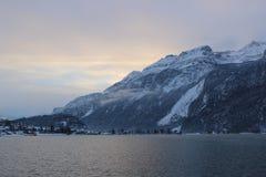 Lago Thun Immagine Stock Libera da Diritti