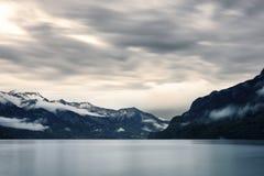 Lago Thun Foto de archivo